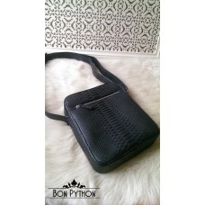 Мужская сумка Sanford (черная матовая)