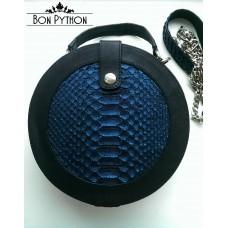 Сумка  Grace (black&blue)
