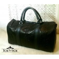 Дорожная каркасная сумка Gust (black)