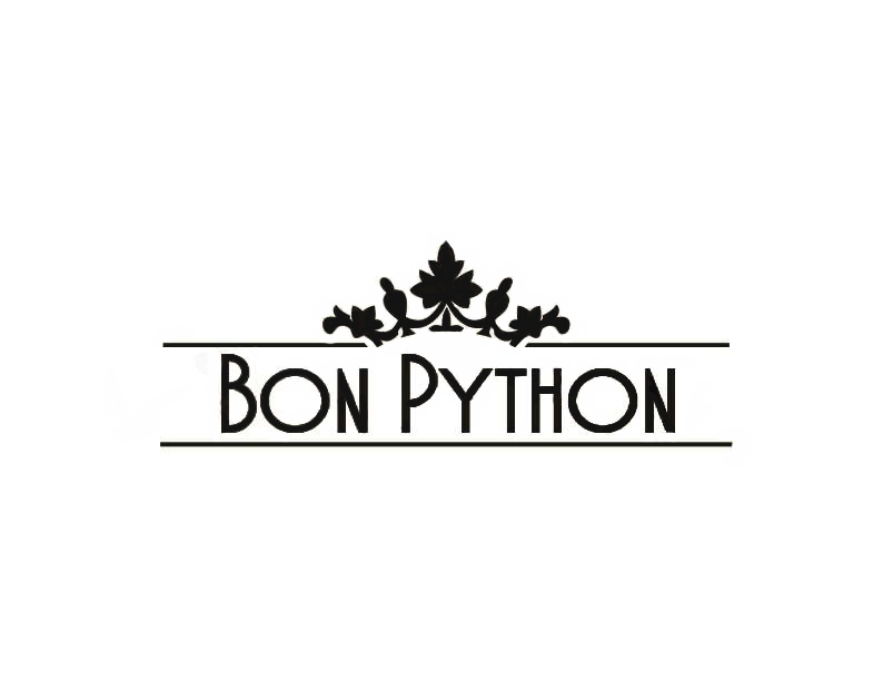 Bon Python